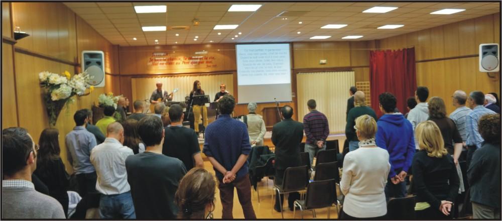 église évangélique Action Biblique de Grasse